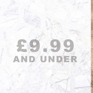 SHOP £9.99 AND UNDER