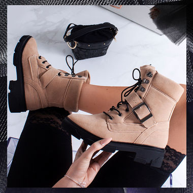 SHOP BUCKLE BOOTS