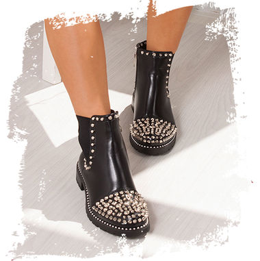 Shop stud ankle boots